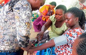Medical survey Tanzania