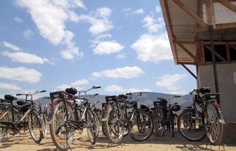 Bikes rent Tanzania