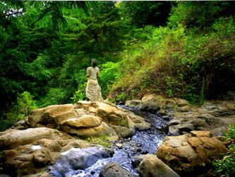 La rivière de Marangu