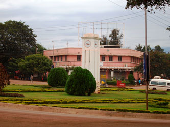 Moshi city Tanzania