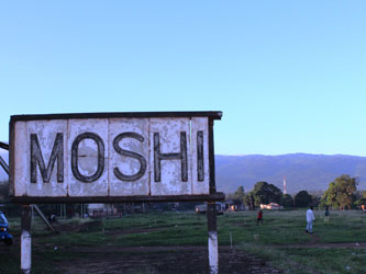 Moshi old train station