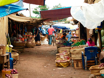 Moshi local market