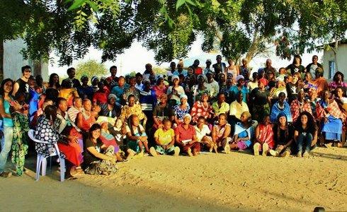 Kazi na Sala women group
