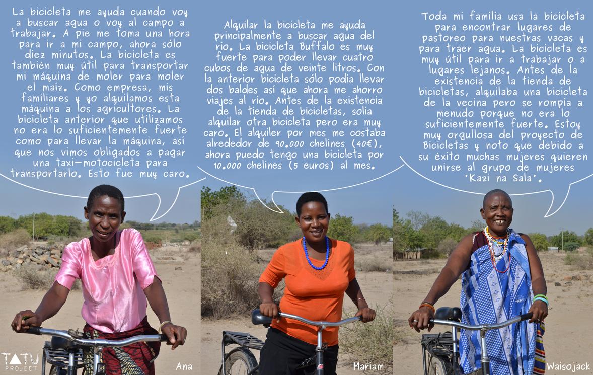 Comentarios proyecto bicicletas