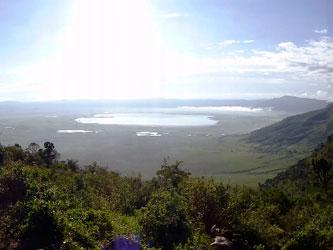Cráter de Ngorongoro Tanzania