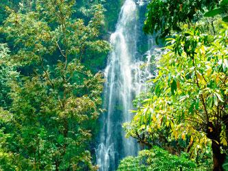 Materuni cascadas