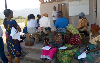 Microlending seminar women empowerment