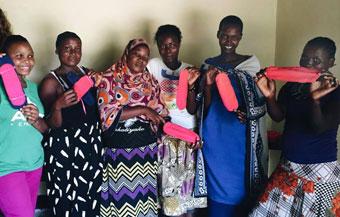 Negocio social de mujeres en Africa