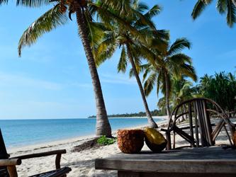 Pangani playa Tanzania
