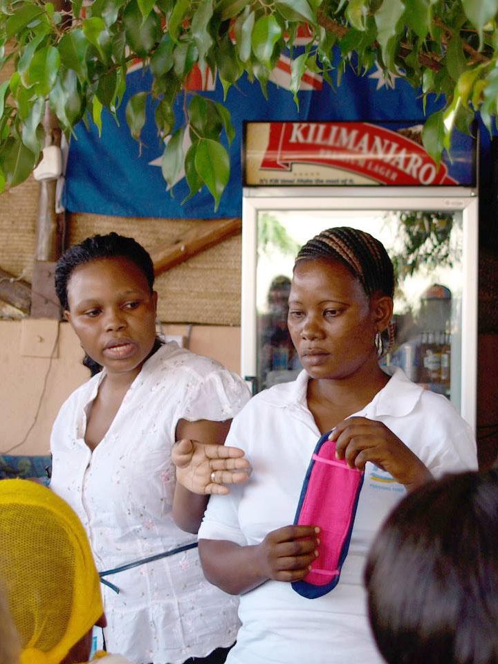 Speech Kilipads women