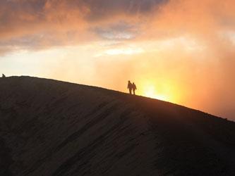 Tanzania trekking montaña