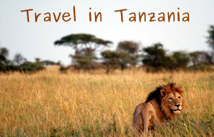 Travel in Tanzania Africa