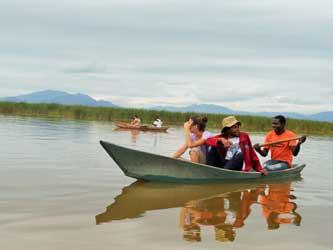 Lake Jipe adventure
