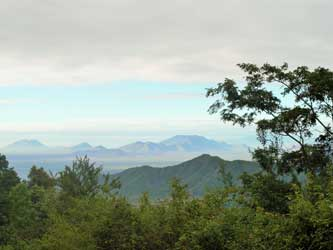 Pare mountains view