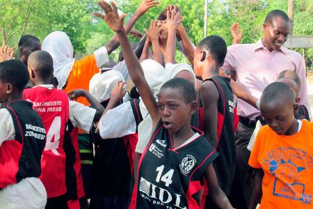 Kucheza ni Afya deporte & salud