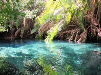 Baños termales Tanzania