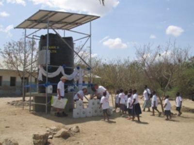Water well Msitu wa Tembo